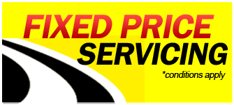 Car Servicing Fixed Price